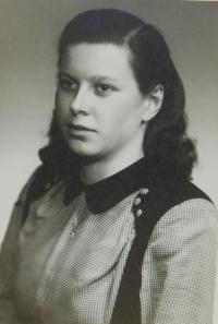 Manželka Marie Grůzová