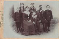 Unknown ancestors of Ruza Kolacek