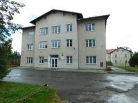 Zemědělská škola v Horních Heřmanicích, kde vyučoval Milan Uhlíř