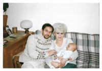 s maminkou a synem, 2006