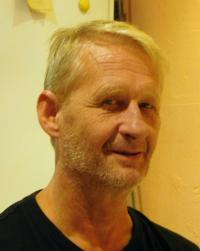 Vladimír Trlida v roce 2017
