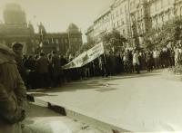 Demonstrace na 1. máje 1989 v Praze