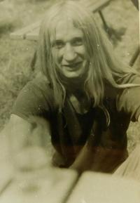 Vladimír Trlida asi v roce 1982