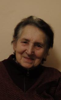 Portrét pamětnice, Blatnice pod Svatým Antoníčkem, 2017