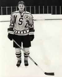 Miroslav Ihnačák v drese VSŽ Košice v roku 1981