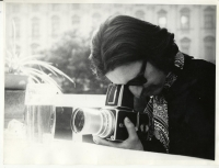 Harry Farkaš in 1970
