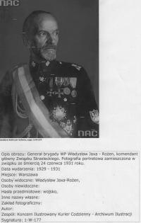 dědeček Jaxa-Rozen