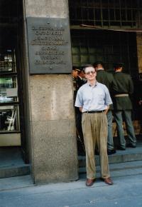 bratr Wladislaw, 90. léta