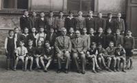 Škola 1935-1936