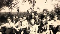 Pěvecký sbor Foerster 1943