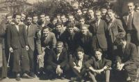 Před maturitou 1944-1945