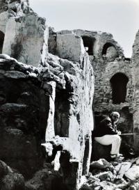 Průzkum Berberské architektury v Libyi 1976-1981
