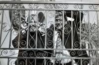 V Libyi za ornamentálními mřížemi 1976-1981
