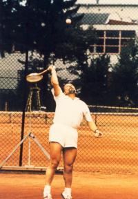 Tenis - 70. A 80. LÉTA 20. STOLETÍ