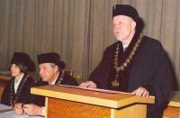 Doc. Ing. Arch. Ivan Ruller byl zvolen děkanem