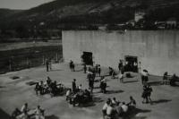 areál tábora Haβmersheim