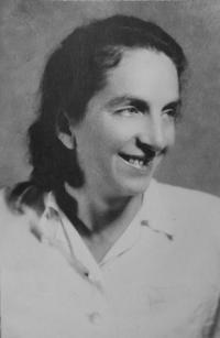 matka Anežka Strejčková