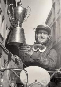Květoslav Mašita - po vítězné šestidenní, 70. léta