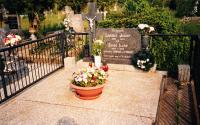 Grave of parents