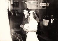 Wedding 1963