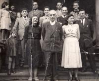 Učitelé a vychovatelé řeckých dětí, rok 1959, Unčín