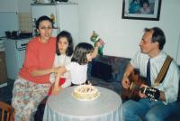 Nininy 6. narozeniny (Praha, 1996)