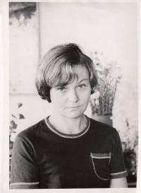 Eda Kriseová v 60. letech