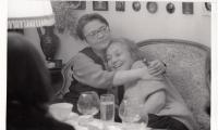 S Agnieszkou Holland v 90. letech