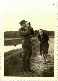 manželé Kopcovi po roce 1945