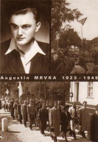 partyzán Augustin Mrvka