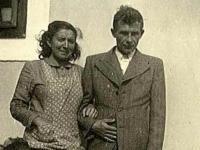 manželé Kopcovi za 2. světové války