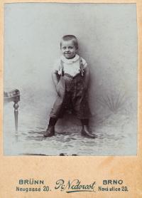 1905, Jindřich (4 yrs)