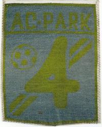Z fotbalové turnaje mániček v Obědné z roku 1983.