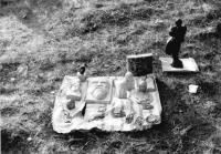 Výstava na Šibeniku v roce 1982