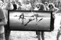 Výstava v Brníčku v roce 1983