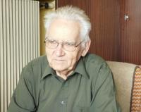 Václav Dvořák v roce 2017