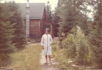Olička in Canada, Quebec 1963