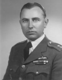 Major Stanislav Rejthar, Prague 1/10/1946
