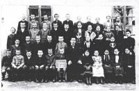 Josef Hora - otcova 5. třída