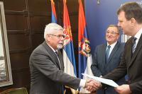 Se zástupci Srbské republiky