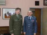 S rektorem UNOB ČR