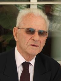 Jiří Diamant v září 2008
