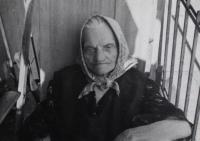 Grandmother of Milan Kroupa