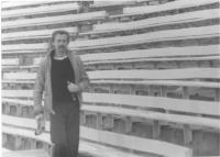 Josef Horčic jako trenér
