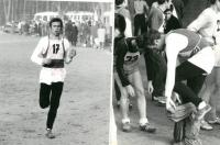 Josef Horčic na závodech