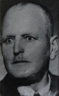 Josef Kaufman's father