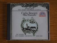 DVD s koncerty Carla Besozziho