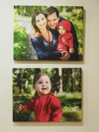 Panel šťastného děda: dcera, zeť, vnučka