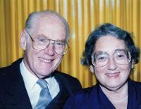 Jan and Eva Roček 1996