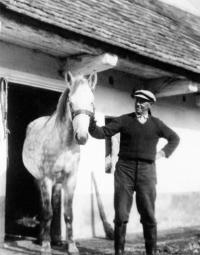Václav Plaček starší - otec pamětníka